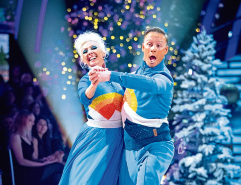 Strictly Come Dancing - Christmas Special.