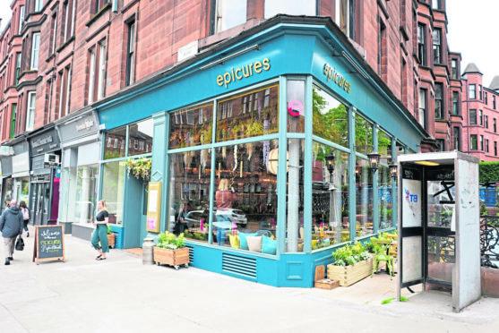 Epicures of Hyndland, Glasgow