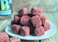The delicious truffles