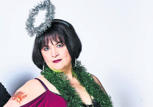 Ruth Jones as Nessa in Gavin and Stacey.