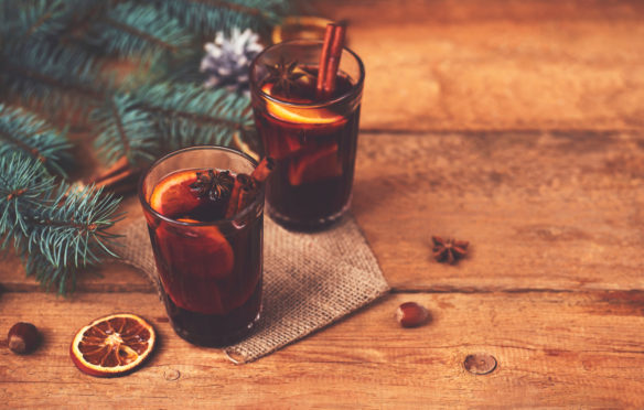 Growing numbers of people in Scotland are shunning alcohol this Christmas.