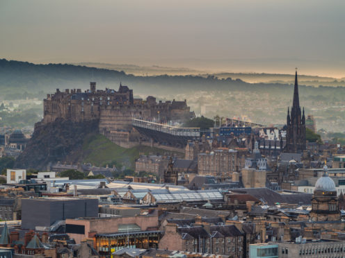 Edinburgh is one of the most searched and pinned cities on Pinterest.