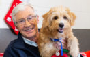 Paul O'Grady with dog Boo