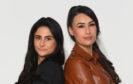 The Apprentice finalists Carina Lepore (left) and  Scarlett Allen-Horton