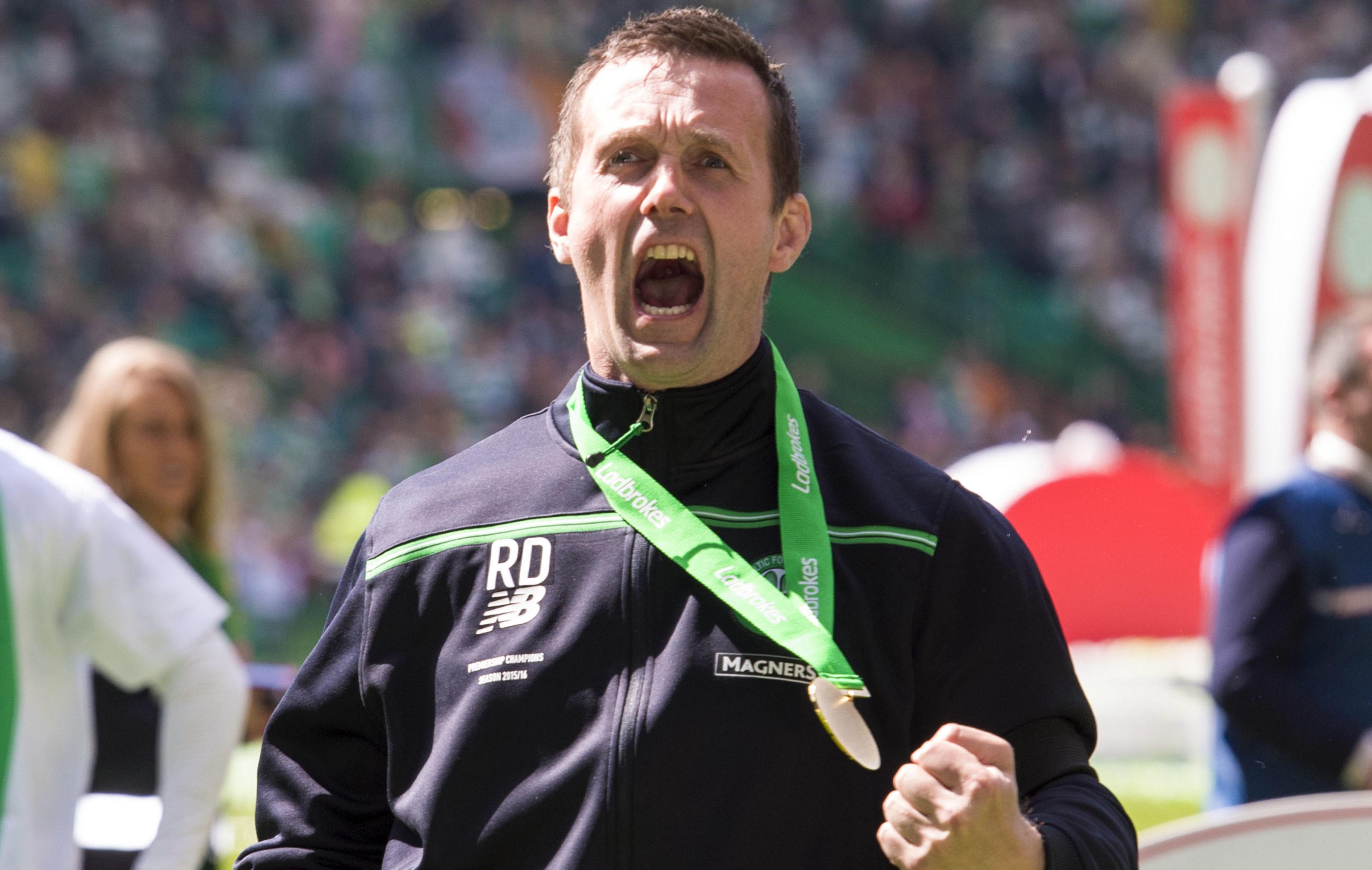 Former Celtic boss Ronny Deila