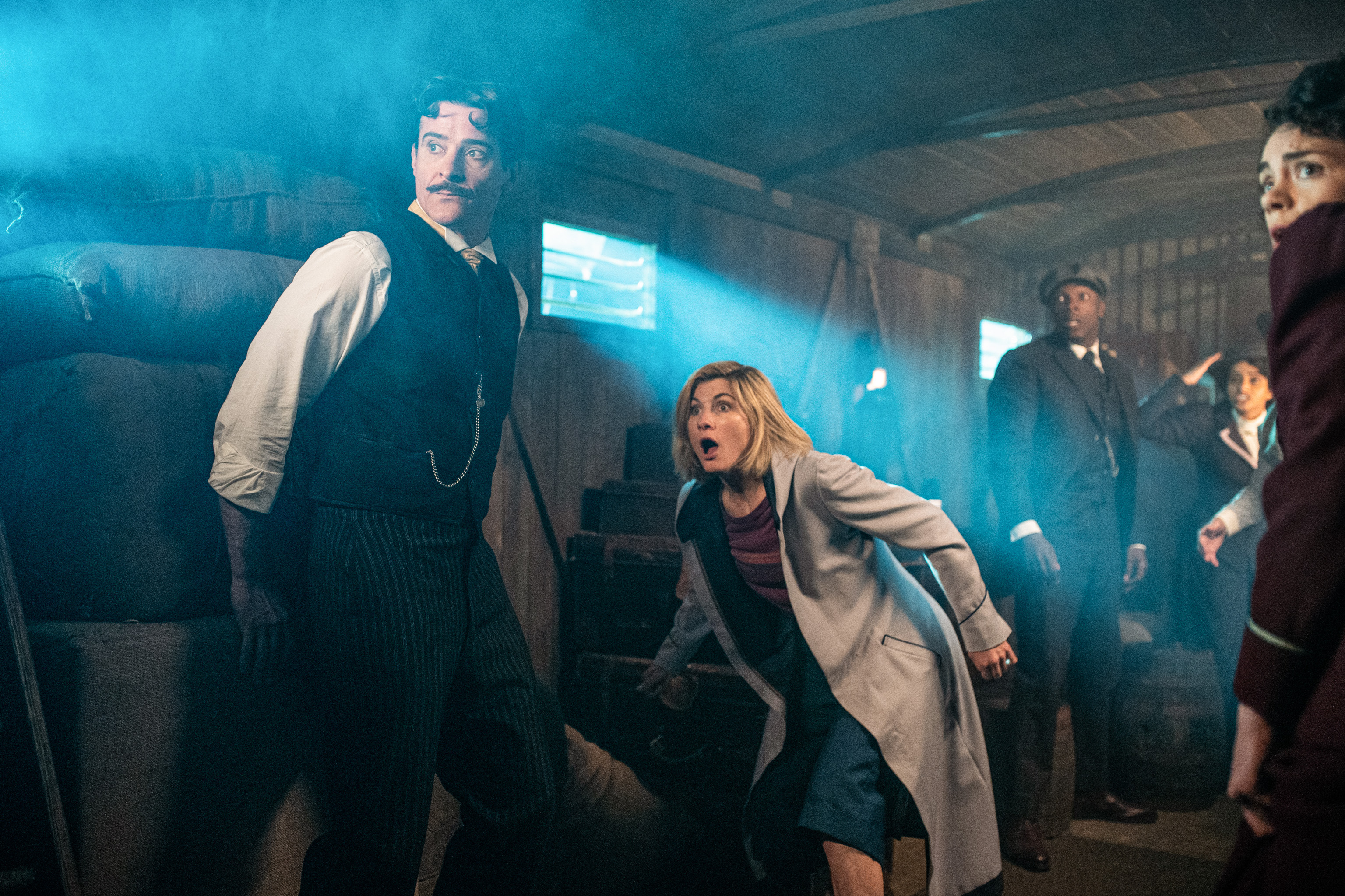 Goran Visnjic guest stars in Doctor Who