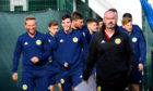 As things stand, Steve Clarke won't have much time with his players ahead of the Euro 2020 Play-off with Israel
