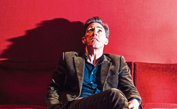 Sitting comfortably? Rob Brydon steps out of his comfort zone as he returns to stand-up