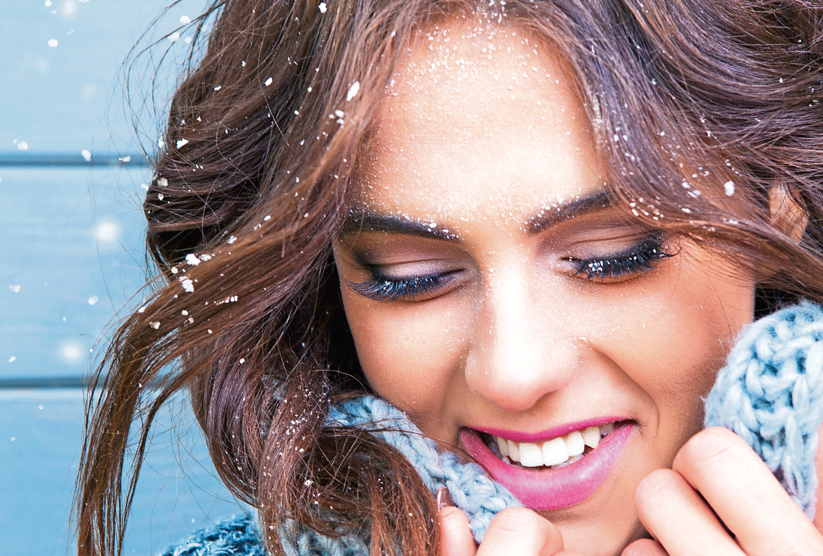 The winter can play havoc with your skin