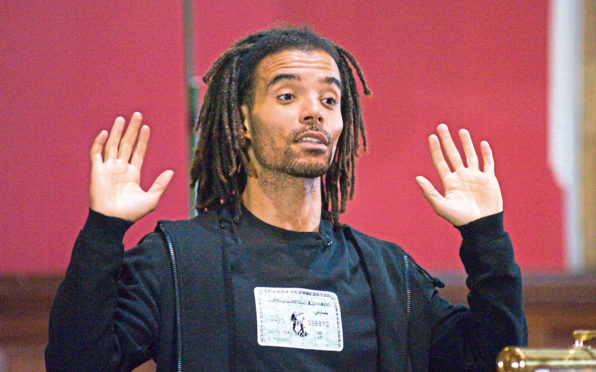 Akala features on an episode of Some You Win