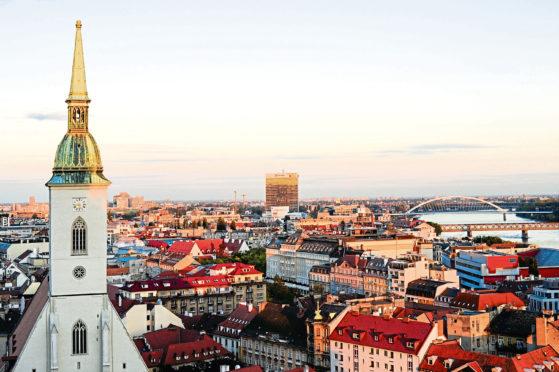 St. Martin's Cathedral, Bratislava