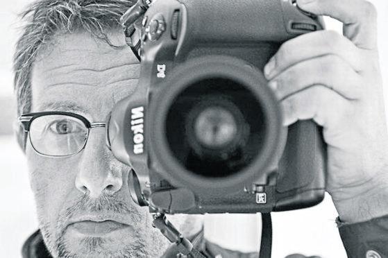 Photographer Jeff Mitchell.