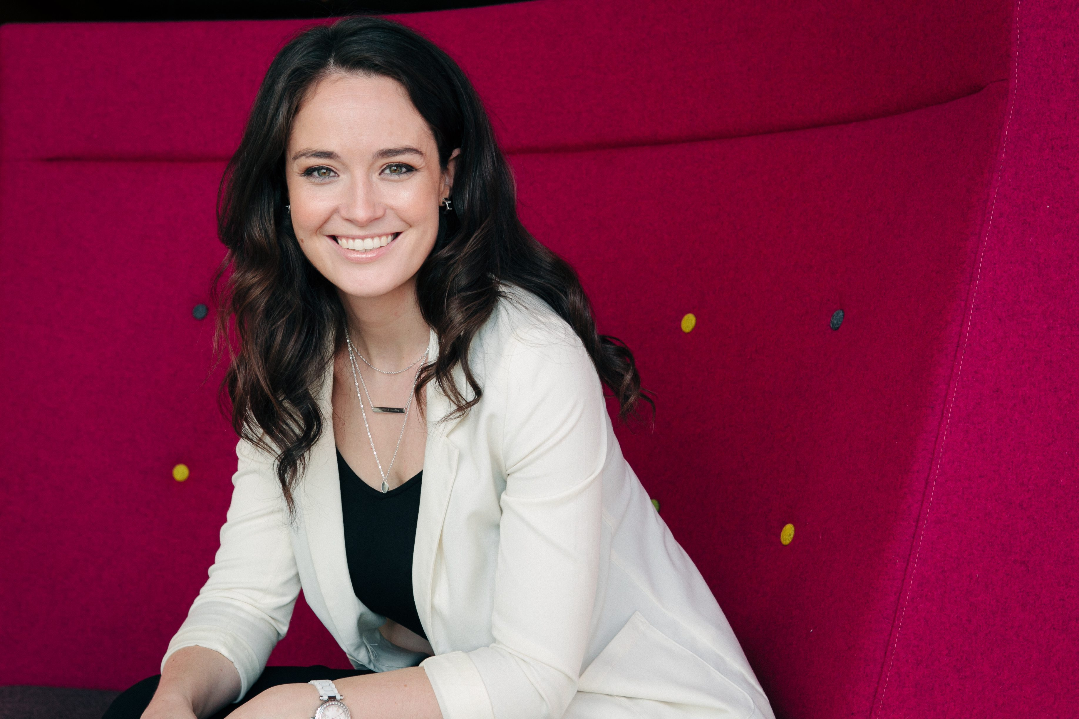 Getaways presenter Jennifer Reoch