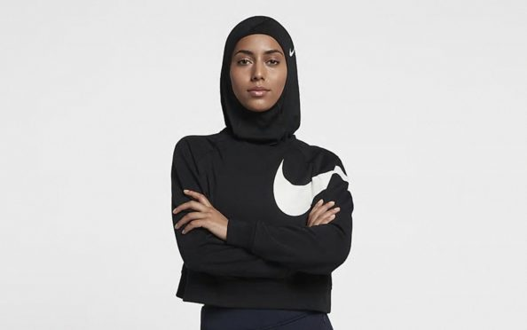 Nike's first sports hijab for Muslim women