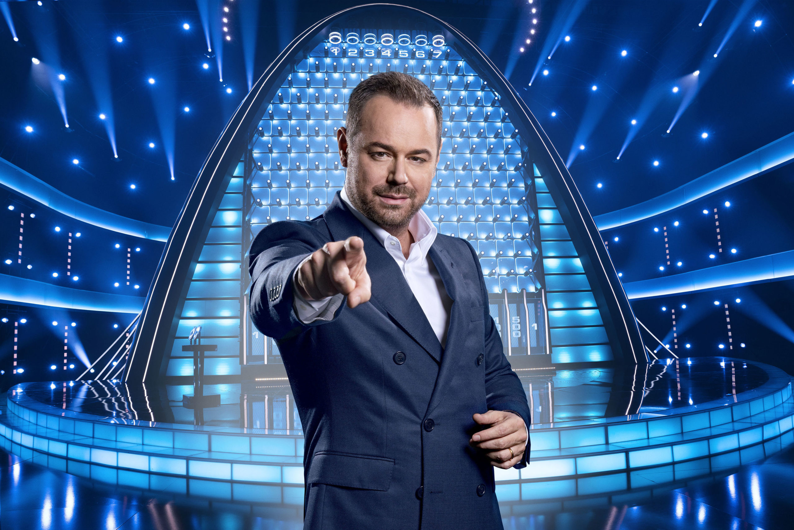 The Wall host Danny Dyer
