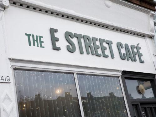 The E-Street Cafe