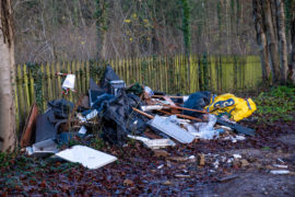 Scotland losing the battle against fly-tippers as just one in 3,000 face prosecution