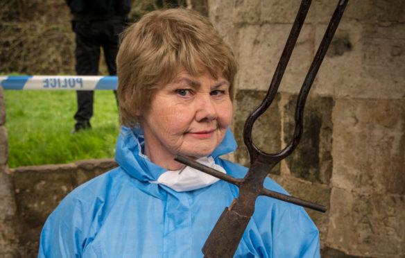 Annette Badland as Fleur Perkins in Midsomer Murders