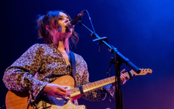 Stina Tweeddale of Honeyblood will have a DJ set at the event