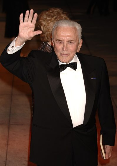 Douglas received a standing ovation at the 2018 Golden Globes when he presented an award for Best Screenplay