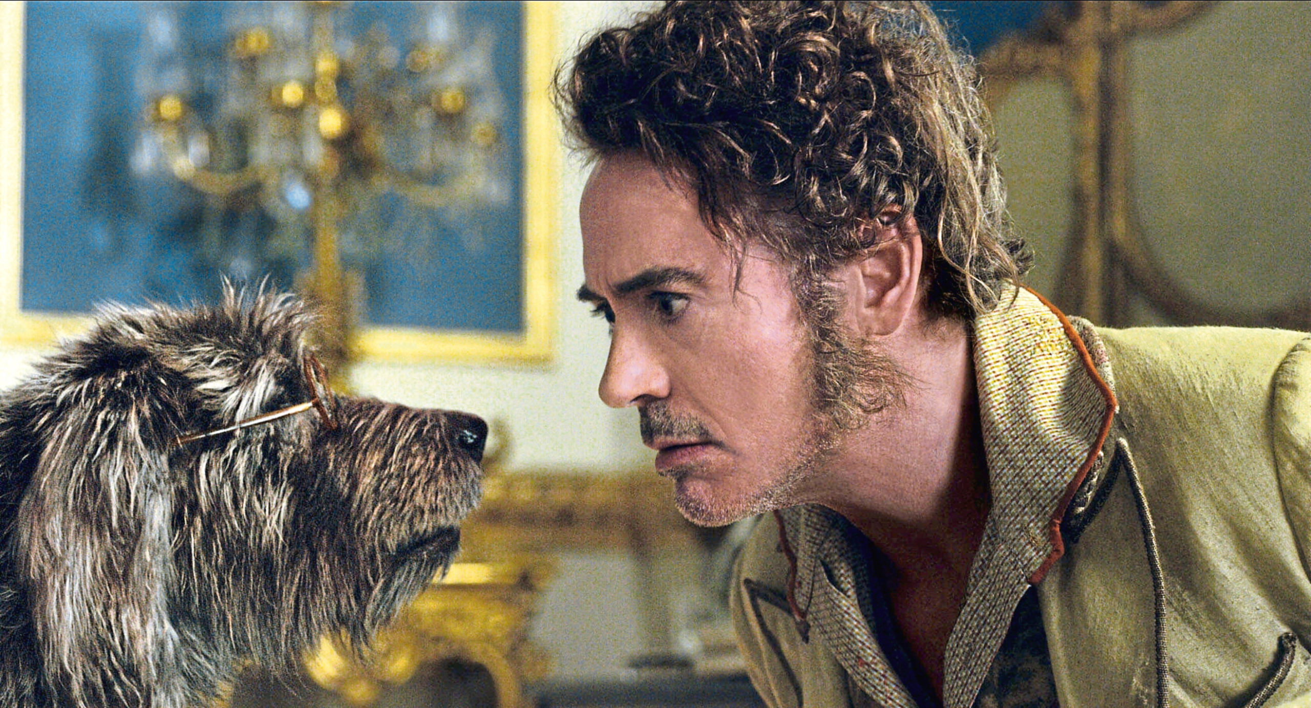Robert Downey Jr, famous for playing Iron Man and twice nominated for an Academy Award, is starring in Dolittle