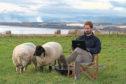 Farmer turned author James Oswald