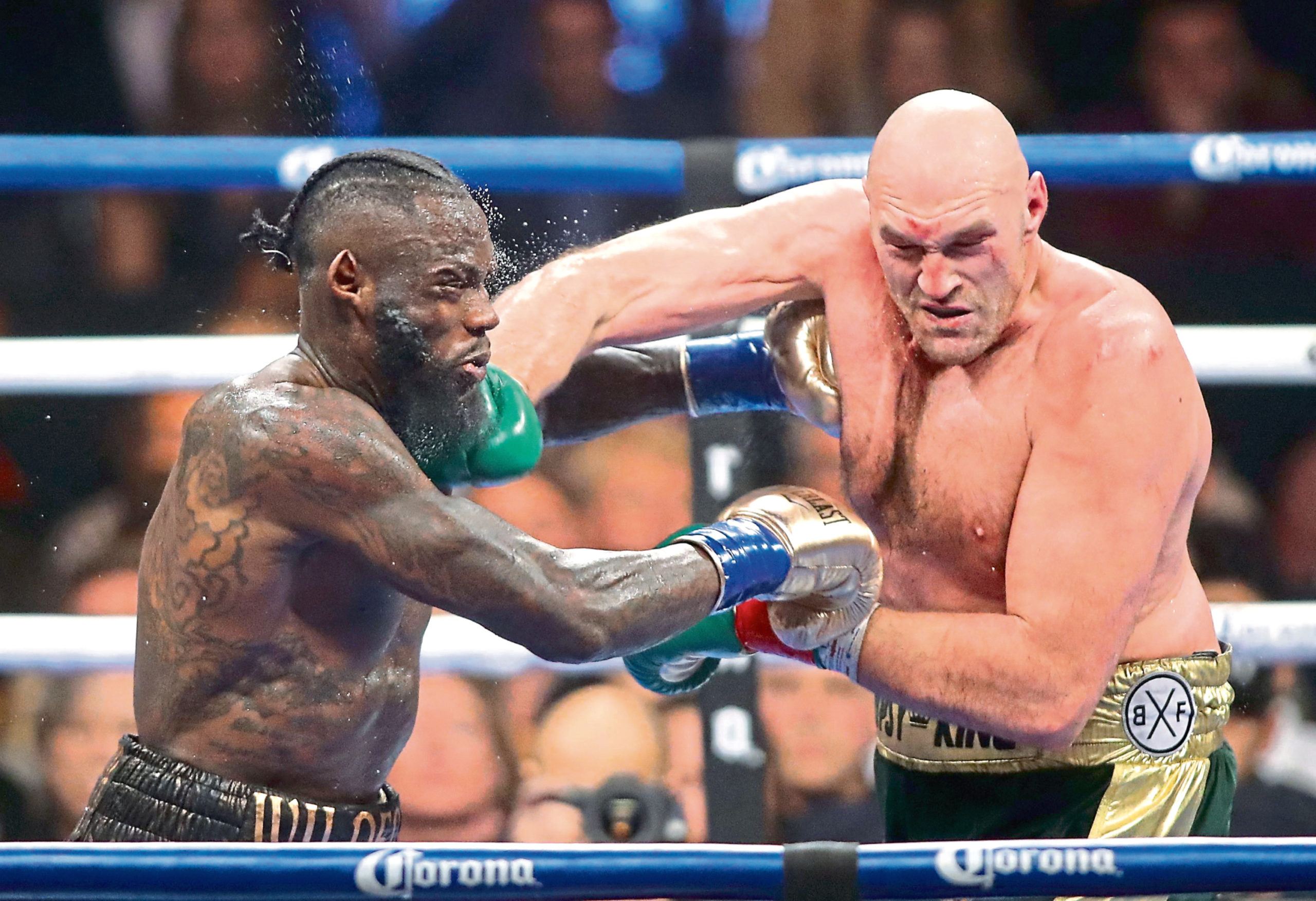 Wilder and Fury produced a thrilling contest back in December 2018