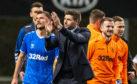 It was Europa League delight for Steven Gerrard in midweek