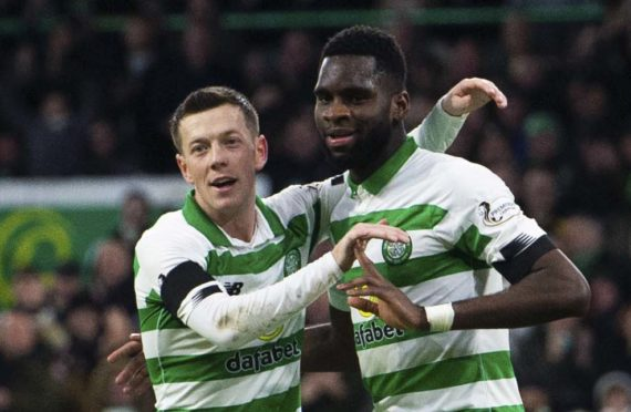 Callum McGregor and Odsonne Edouard are huge assets for Celtic
