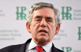 Scotland could become one of the west's most divided nations, warns Gordon Brown