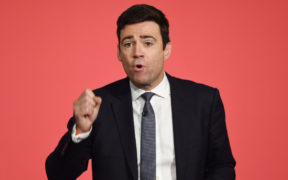 Andy Burnham calls on the UK to embrace a more federal form of government