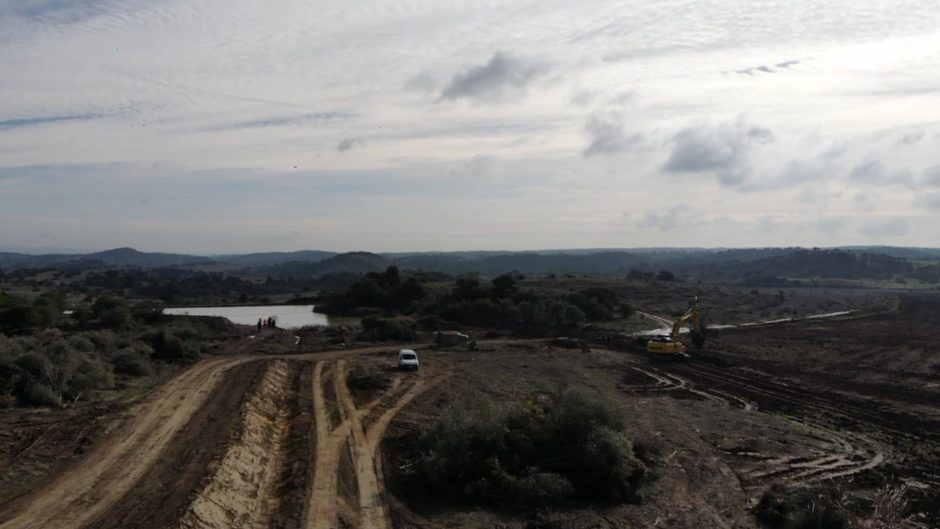 PORTUGAL: Footage on the Symtomax website  shows the planned 104-hectare site
