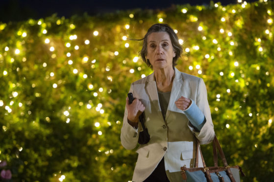Harriet Walter as grandmother Edie in The End, a powerful new family drama