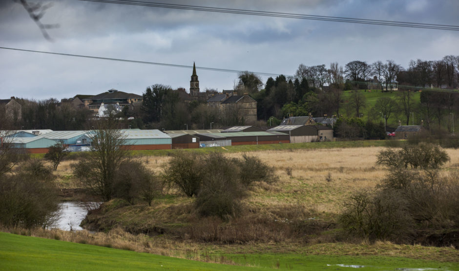 GLASGOW: The land in Kirkintilloch sold by Advalorem, a firm represented by Ms Compson