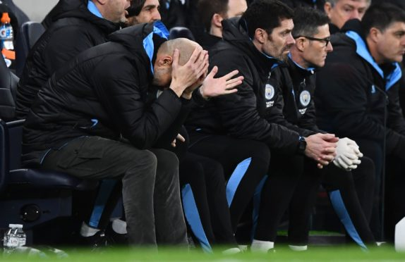 Manchester City's transfer ban has given Pep Guardiola even more to think about
