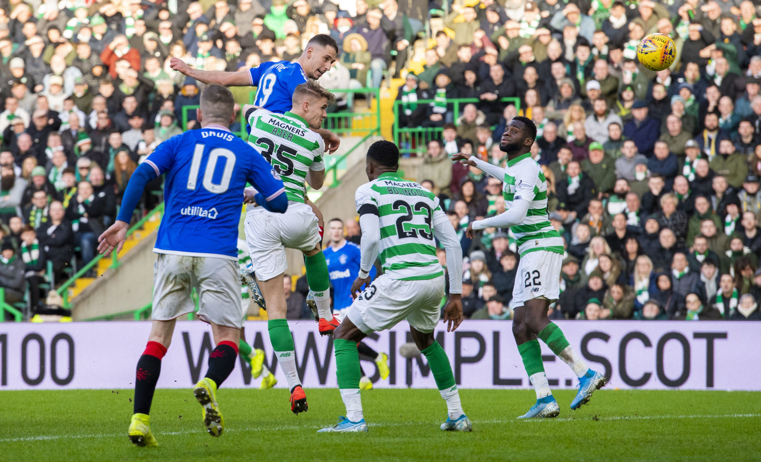 Sunday's Old Firm game has been called off