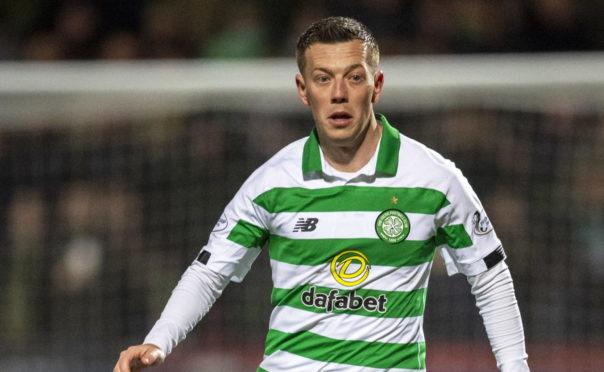Celtic's Callum McGregor