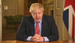 Prime Minister Boris Johnson tests positive for coronavirus, experiencing 'mild symptoms'