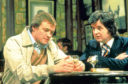 James Bolam and Rodney Bewes in The Likely Lads