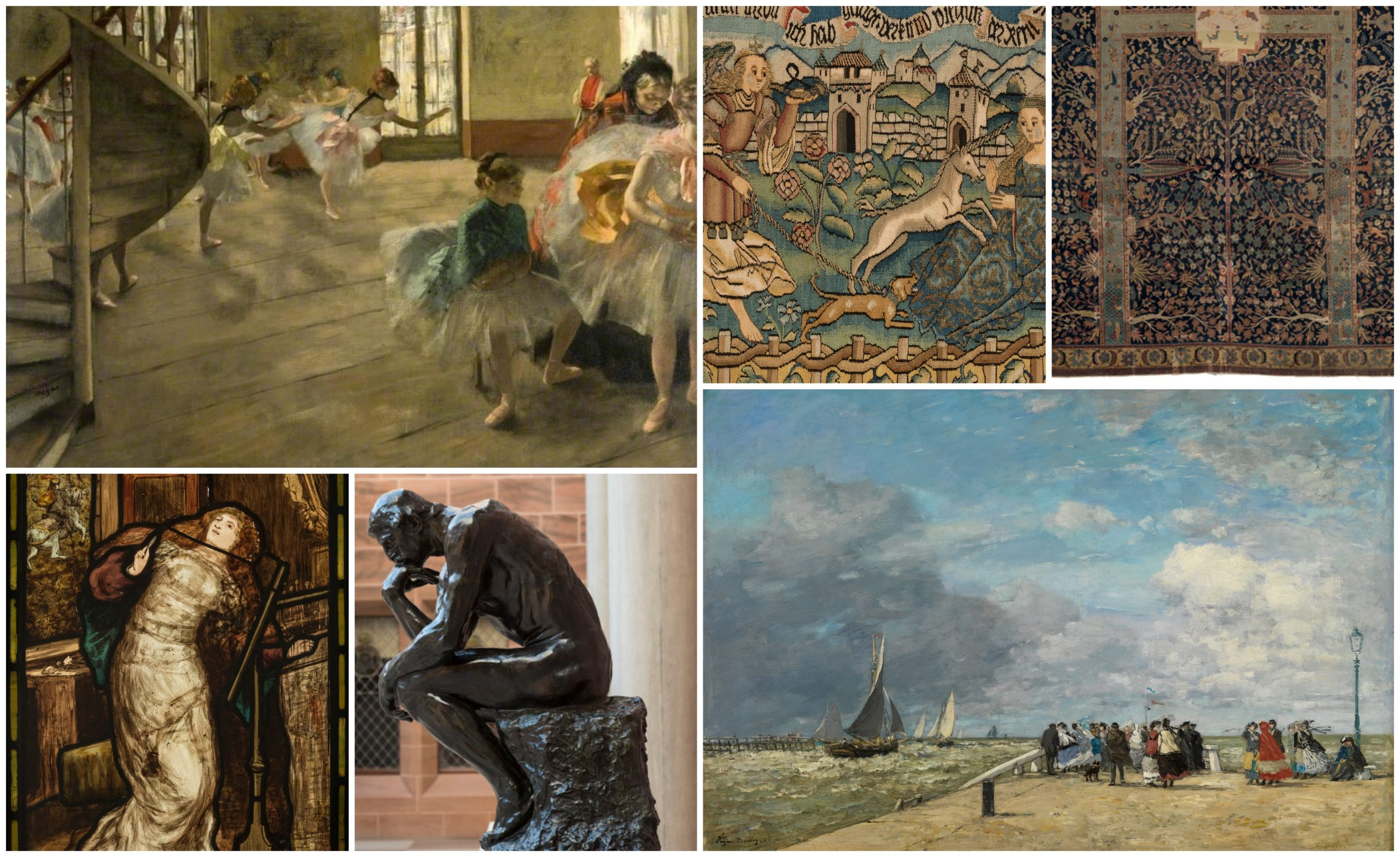 Works from the Burrell