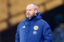 Steve Clarke should have been preparing his players this week for Thursday's play-off against Israel