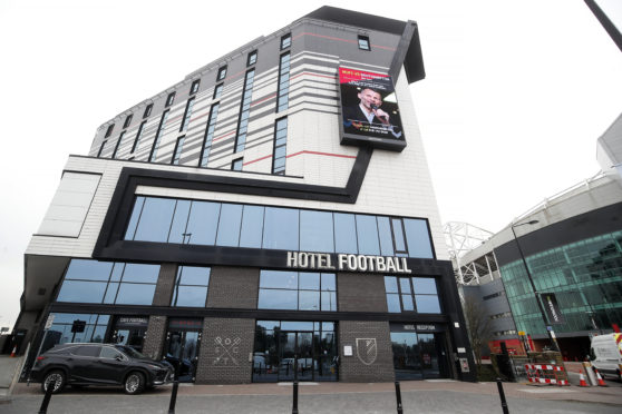 Hotel Football, owned by Gary Neville and Ryan Giggs, has been made available to NHS staff for free during the coronavirus crisis