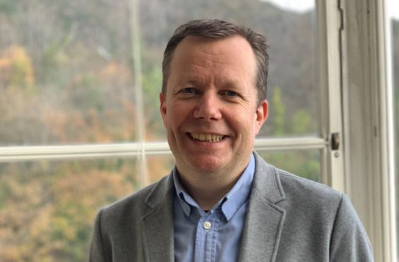 Jason Leitch, Scottish Government National Clinical Director