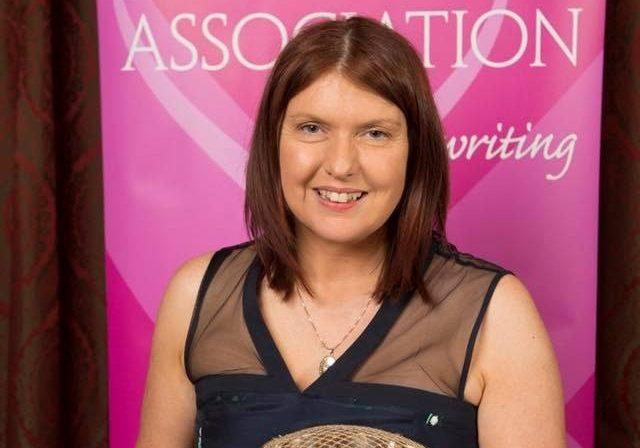 Author Susan wins acclaim at the Romantic Novelists Association awards
