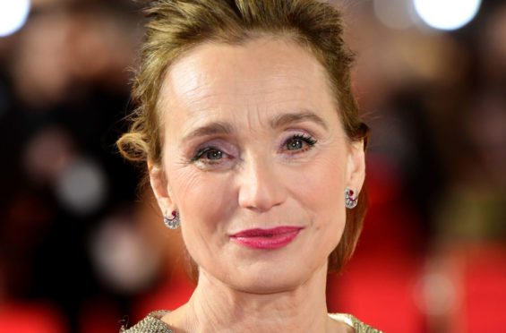 Kristin Scott Thomas is coming out fighting for older women
