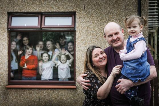 The Hann family