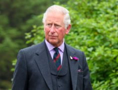 Judy Murray: Prince Charles is lucky to be locked down in Scotland