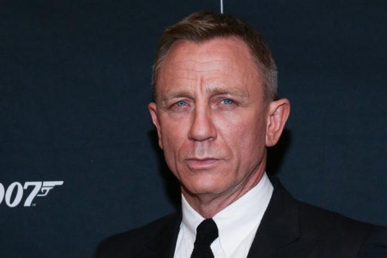 James Bond star Daniel Craig