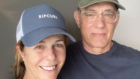 Rita Wilson with husband Tom Hanks