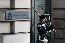 Scotland's bagpipers to join together in special celebration for NHS staff